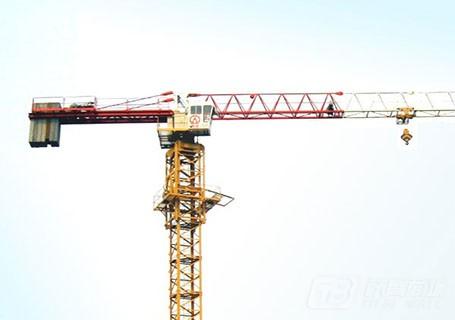 升立建机QTP63(SLP5013)平头式塔式起重机