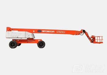 星邦重工GTBZ42J42米高空作业车/平台图片