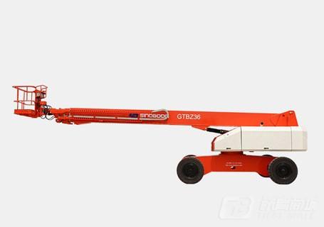 星邦重工GTBZ36直臂式高空作业平台