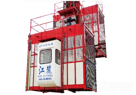 江麓SC150/150施工升降机