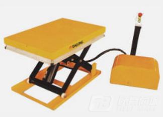 梅狮HZ0501高空作业车/平台