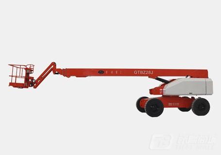 星邦重工GTBZ28J直臂式高空作业平台