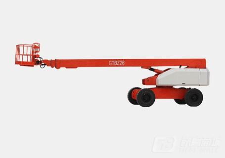 星邦重工GTBZ26直臂式高空作业平台