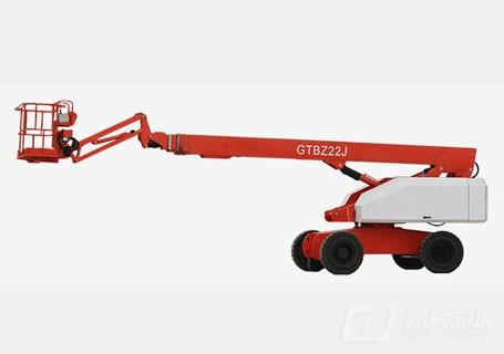 星邦重工GTBZ22J直臂式高空作业平台