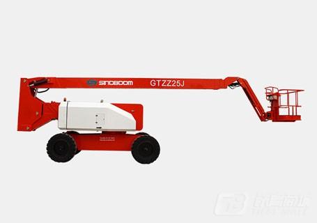 星邦重工GTZZ25J曲臂式高空作业平台
