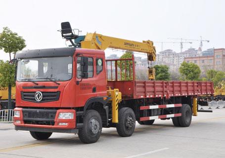 森源重工SMQ5250JSQ汽车起重机