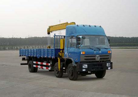 东风EQ5250JSQF随车起重运输车