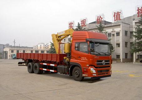东风DFZ5250JSQA12随车起重运输车