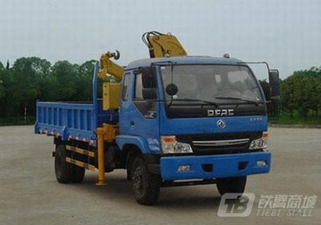 东风EQ5150JSQ随车起重运输车