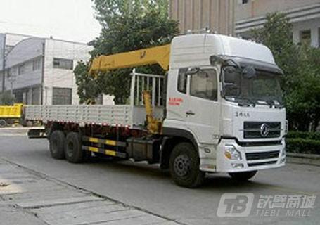 东风DFZ5250JSQA9随车起重运输车