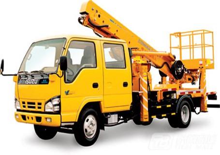 鑫天地重工XTD5065JGK高空作业车/平台
