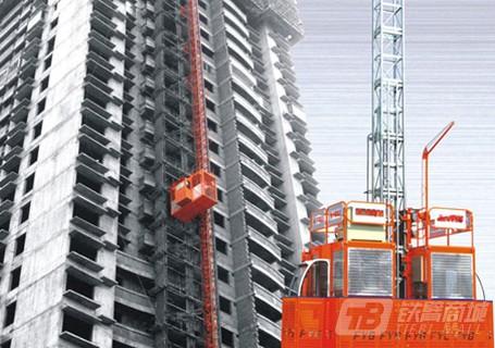 方圆集团SCD200/200B施工升降机