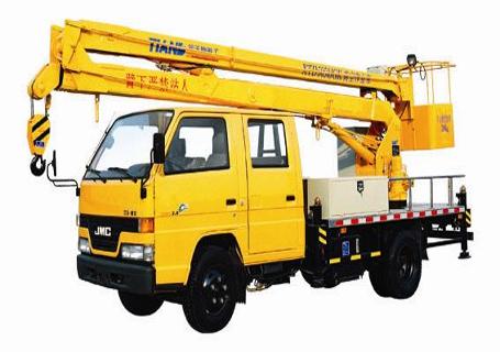 鑫天地重工XTD5050JGK高空作业车/平台