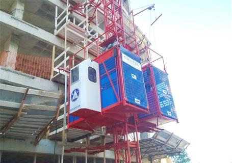 海山SC100-100施工升降机