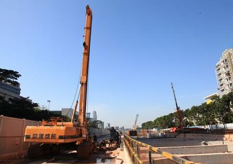 陕建机械SDR150旋挖钻机