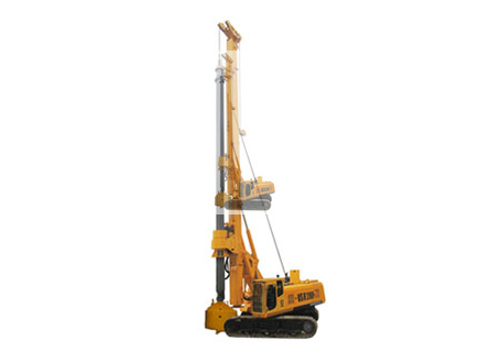 天顺长城TSR300旋挖钻机图片