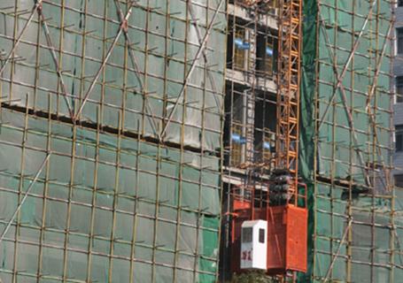 山东华夏SC200/200施工升降机