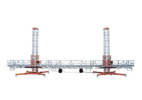 浙江鼎力MCWP2700T导架爬升式高空作业平台(双桅)
