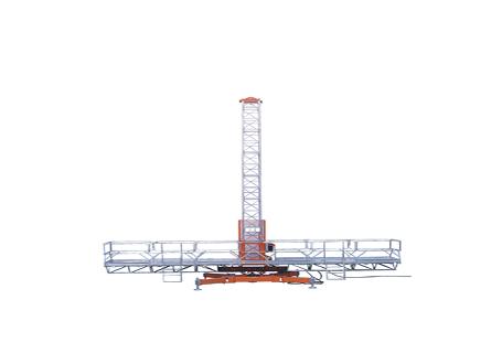 浙江鼎力MCWP2000S导架爬升式高空作业平台(单桅)