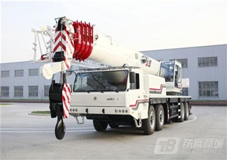 京城重工QY75E汽车起重机