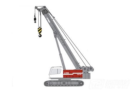 抚挖FWT45液压伸缩臂式起重机