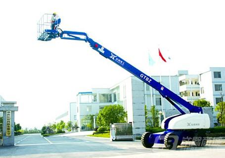运想GTBZ21自行式直臂高空作业平台