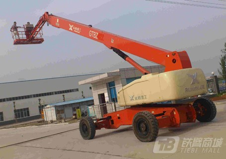 运想GTBZ46Z自行式直臂高空作业平台