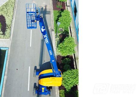 运想GTBZ25自行式直臂高空作业平台