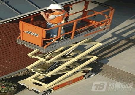 捷尔杰1930ES电动剪叉式高空作业平台