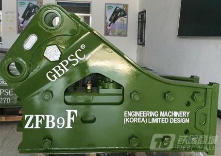 连云港工兵GBPSCZFB-9F破碎锤
