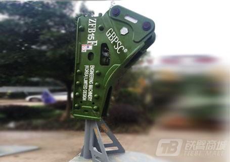 连云港工兵GBPSCZFB-15F破碎锤