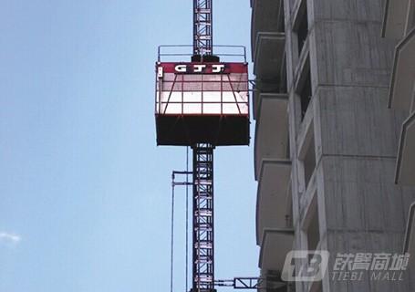 京龙SC200/200TD施工升降机