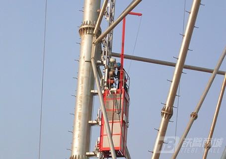 京龙小型升降机施工升降机