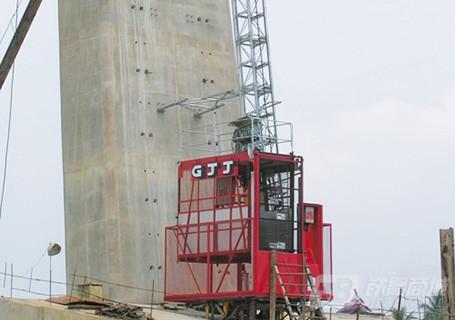 京龙SCQ200/200TD施工升降机