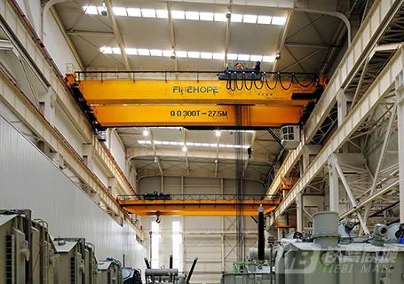 丰汇技术QD80/20龙门/桥梁起重机