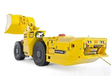 阿特拉斯EST1030电动铲运机