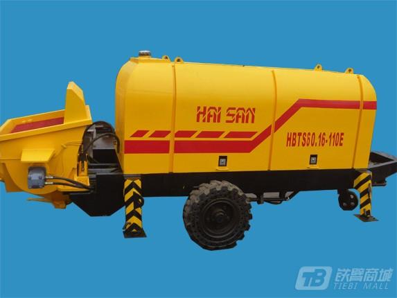 海山HBTS60.16-110E输送泵