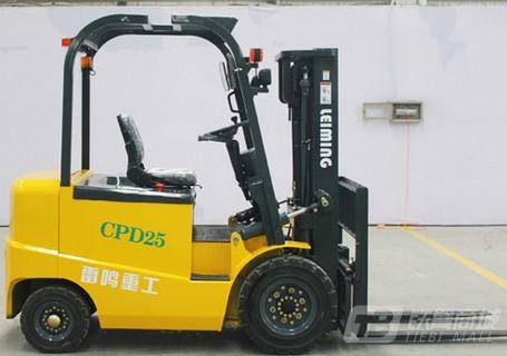 雷鸣重工CPD25电动叉车图片