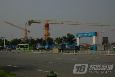 广西建机TCT3150-16T平头塔