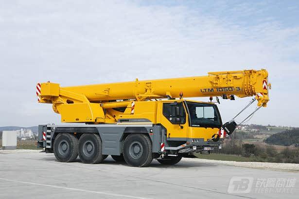 利勃海尔LTM 1050-3.1汽车起重机