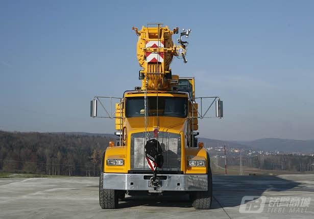 利勃海尔LTF 1060-4.1汽车起重机