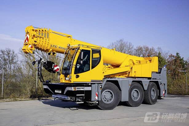利勃海尔LTC 1050-3.1汽车起重机