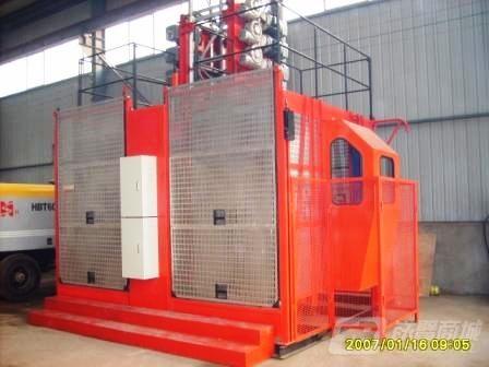 济南长立SC200/200施工升降机