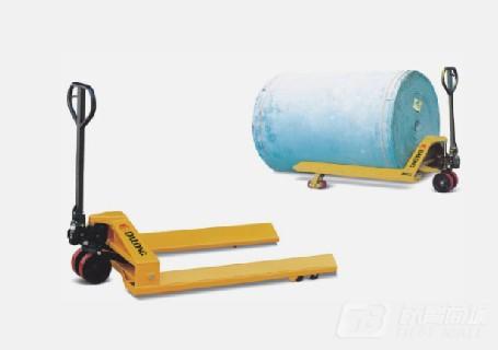 梅狮CBY20ZA15纸筒型手动托盘搬运车