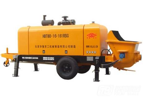 华强京工HBT80.16.161RSG输送泵