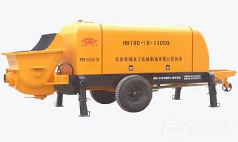 华强京工HBT60.13.90 SG输送泵