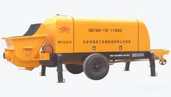 华强京工HBT80.13.90SG输送泵