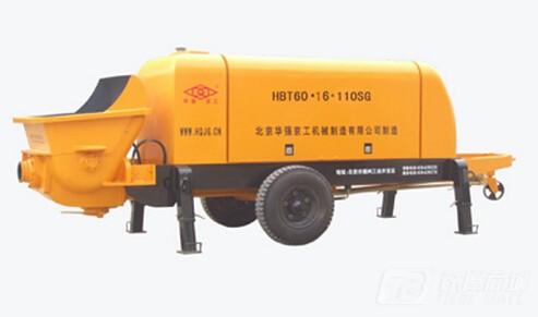 华强京工HBT80.13.110SG输送泵