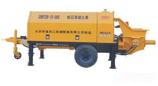 华强京工XHBT25.10.30S输送泵