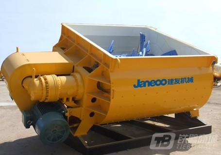 建友机械JS500搅拌机